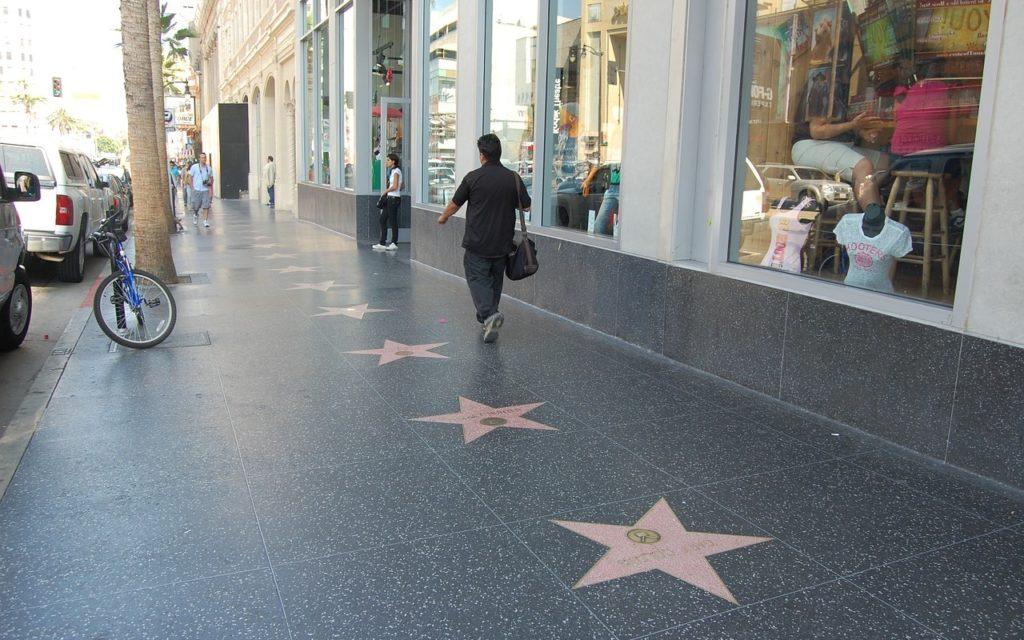 Hollywood Sterne