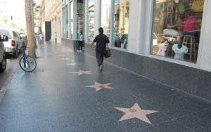 Hollywood Sterne